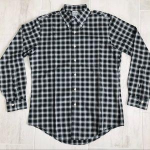 Brooks Brothers Original Polo Shirt Slim Fit Plaid